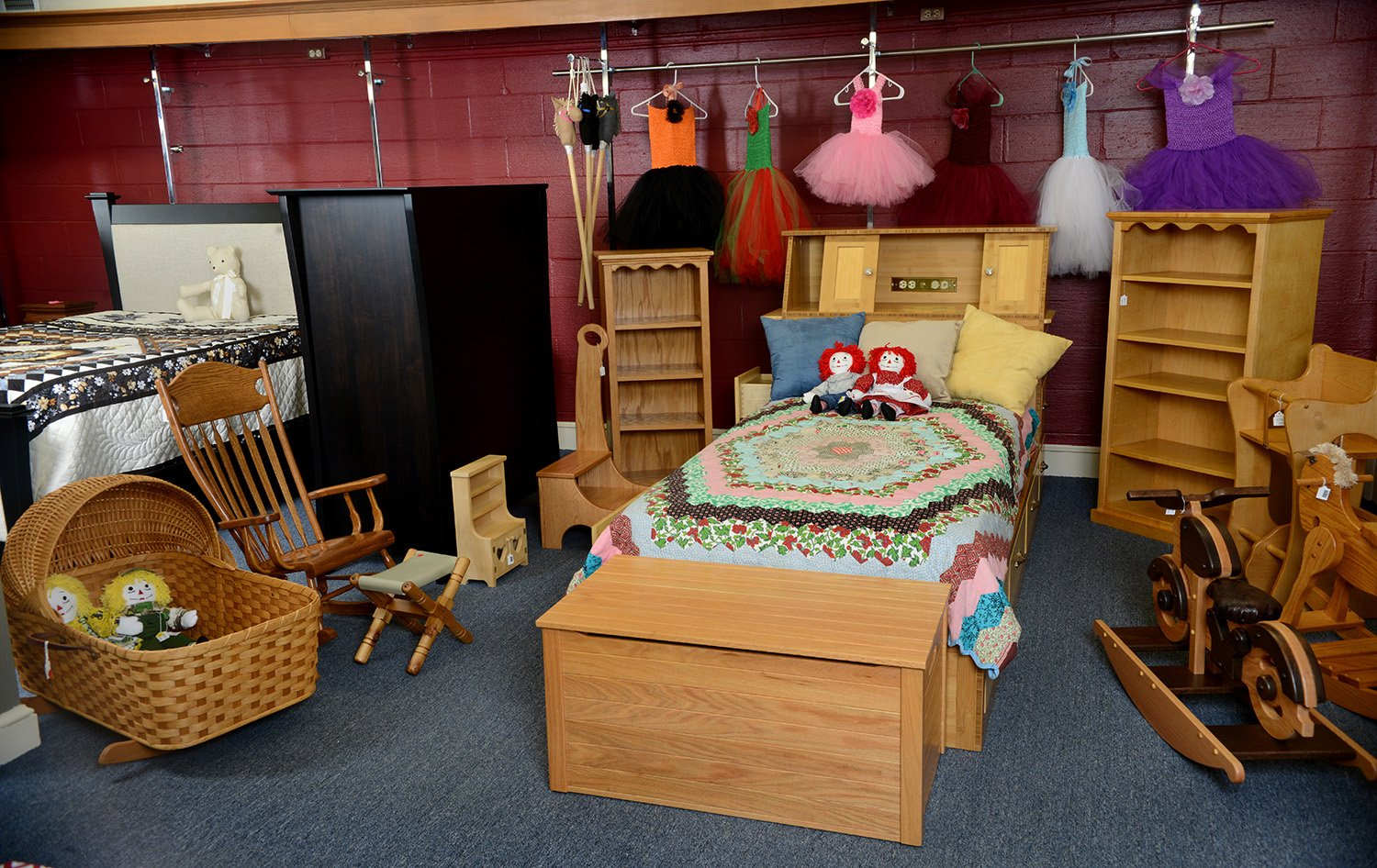 Amish children's furniture