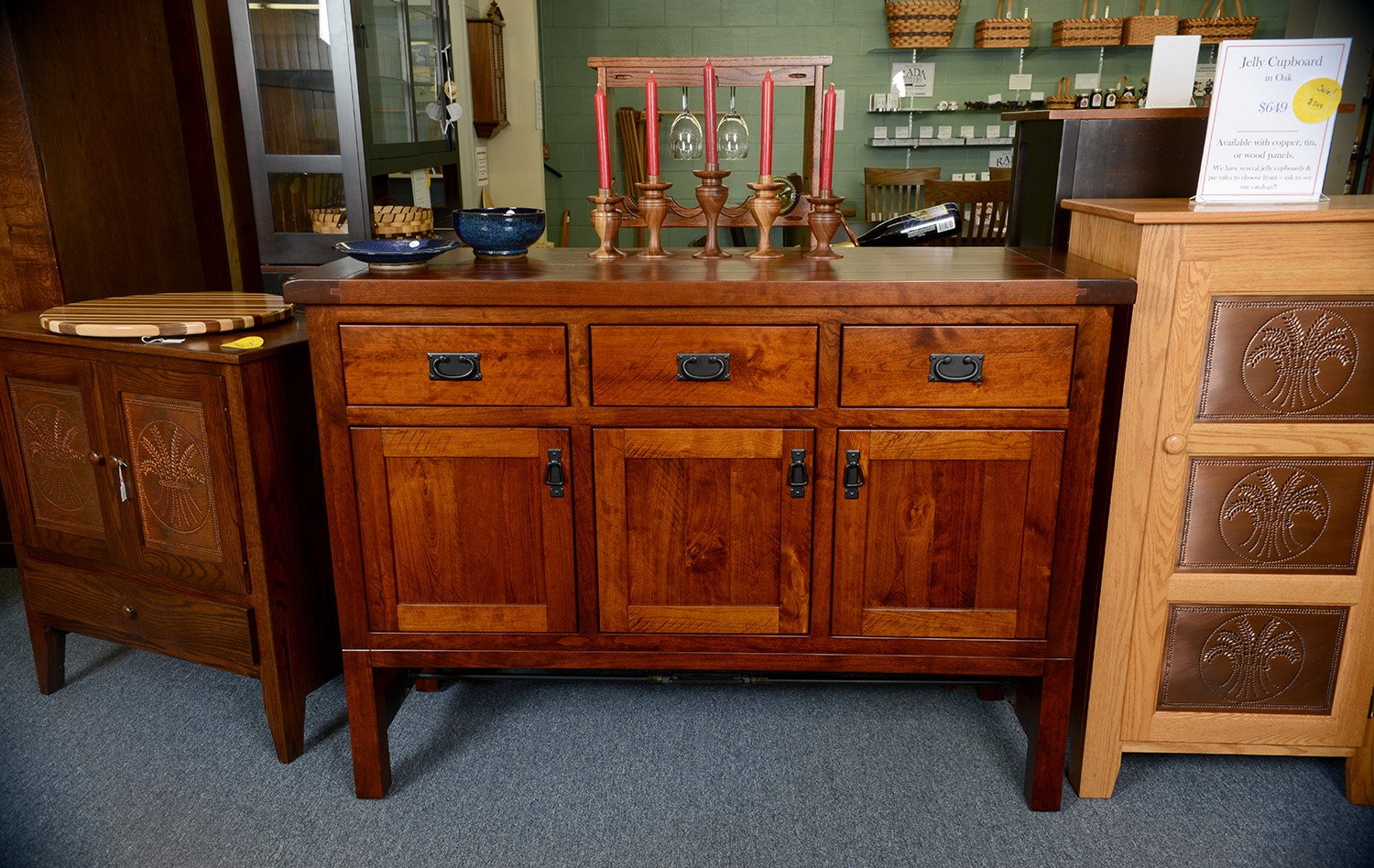 Caring for your amish furniture