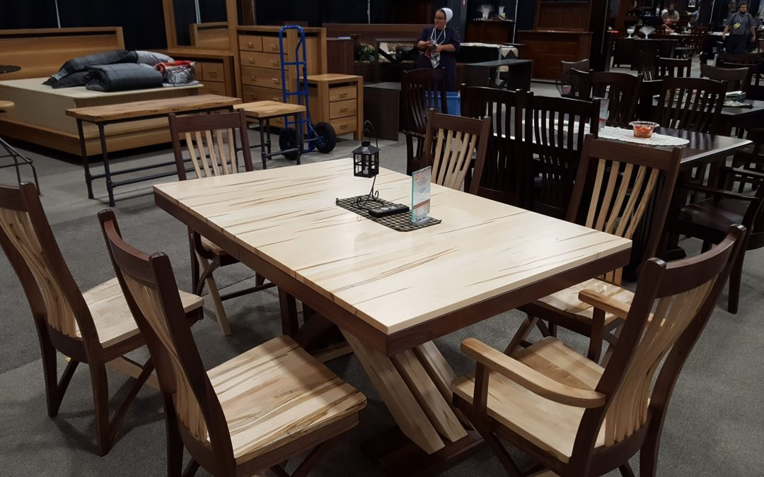 Expo features the best of American-made furniture