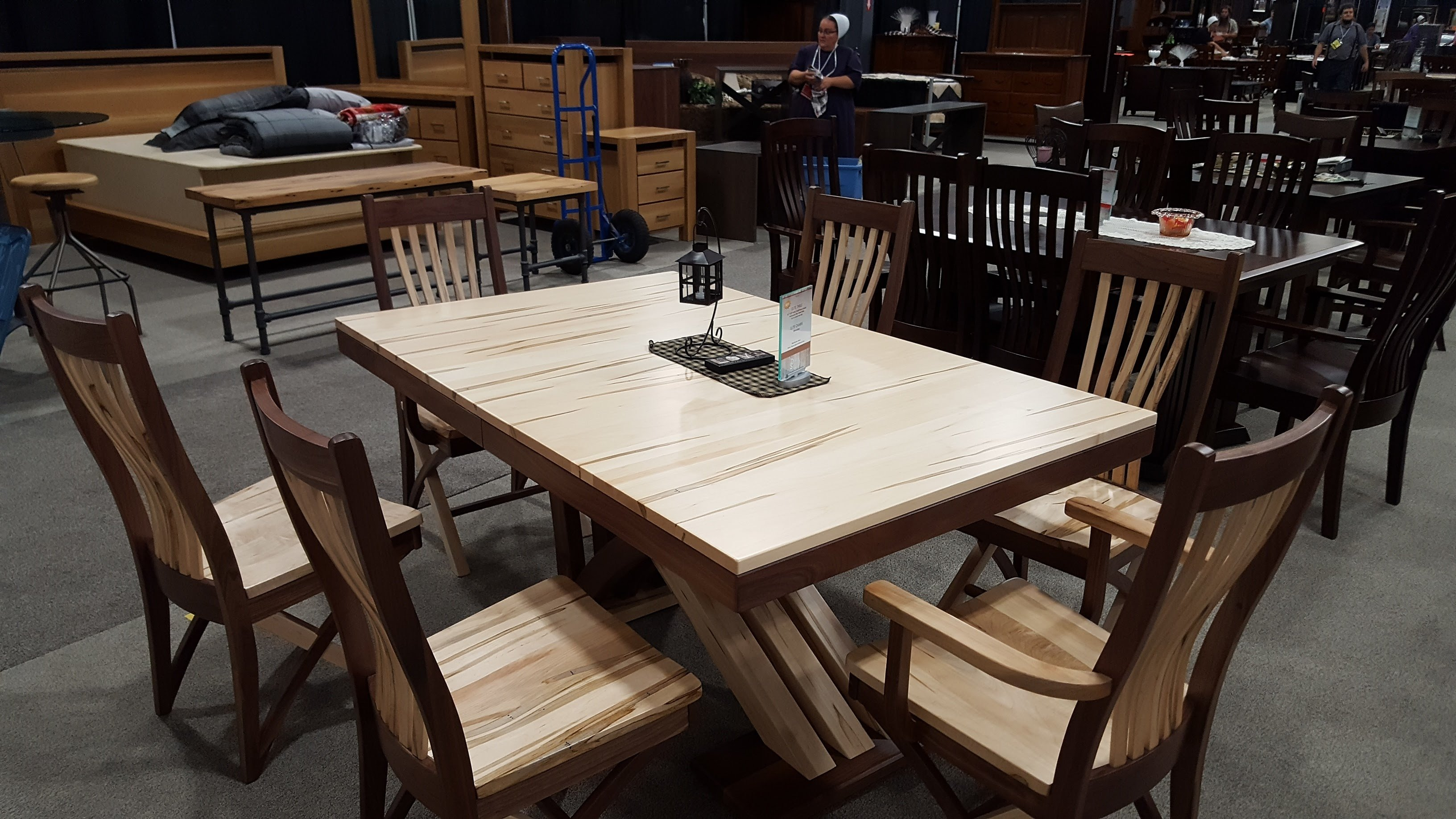 Expo Features The Best Of American Made Furniture   Amish Furniture | Wood  Grains Furniture U0026 Gifts